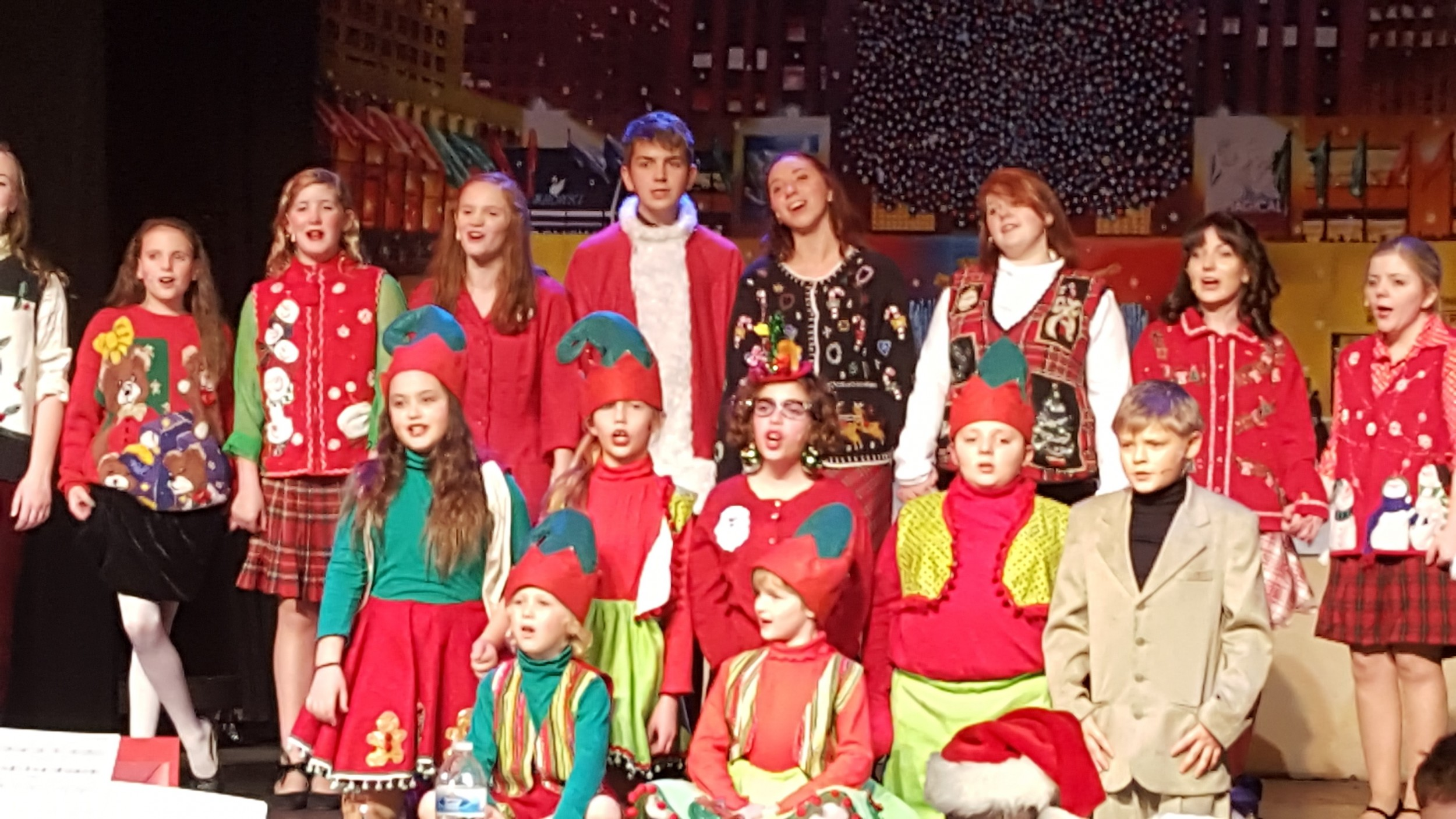 Elf The Musical Junior